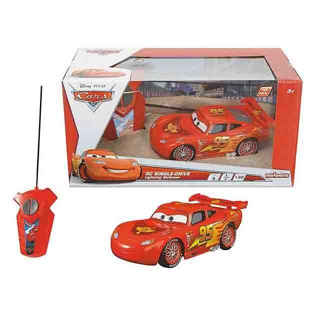 Simba  Macchinina Radiocomandata Cars Saetta McQueen  Scala 132