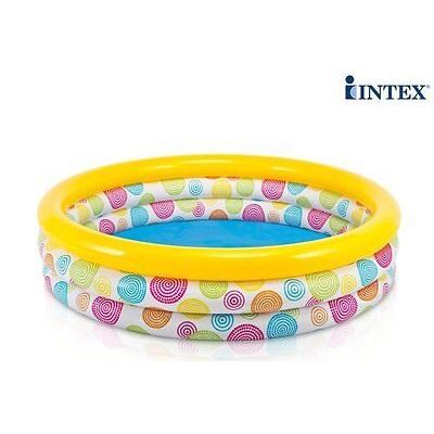 Intex  Piscina a 3 Anelli 168 x 38 cm