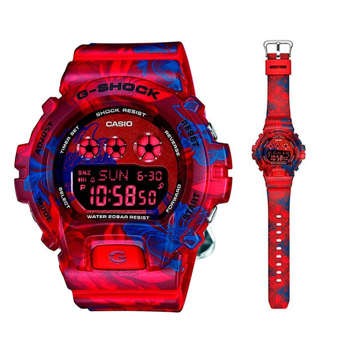 orologio Casio donna GMDS6900F4ER G Shock