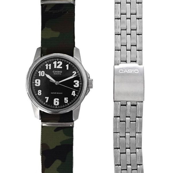 orologio Casio Special uomo MTP1260PD1CAMO