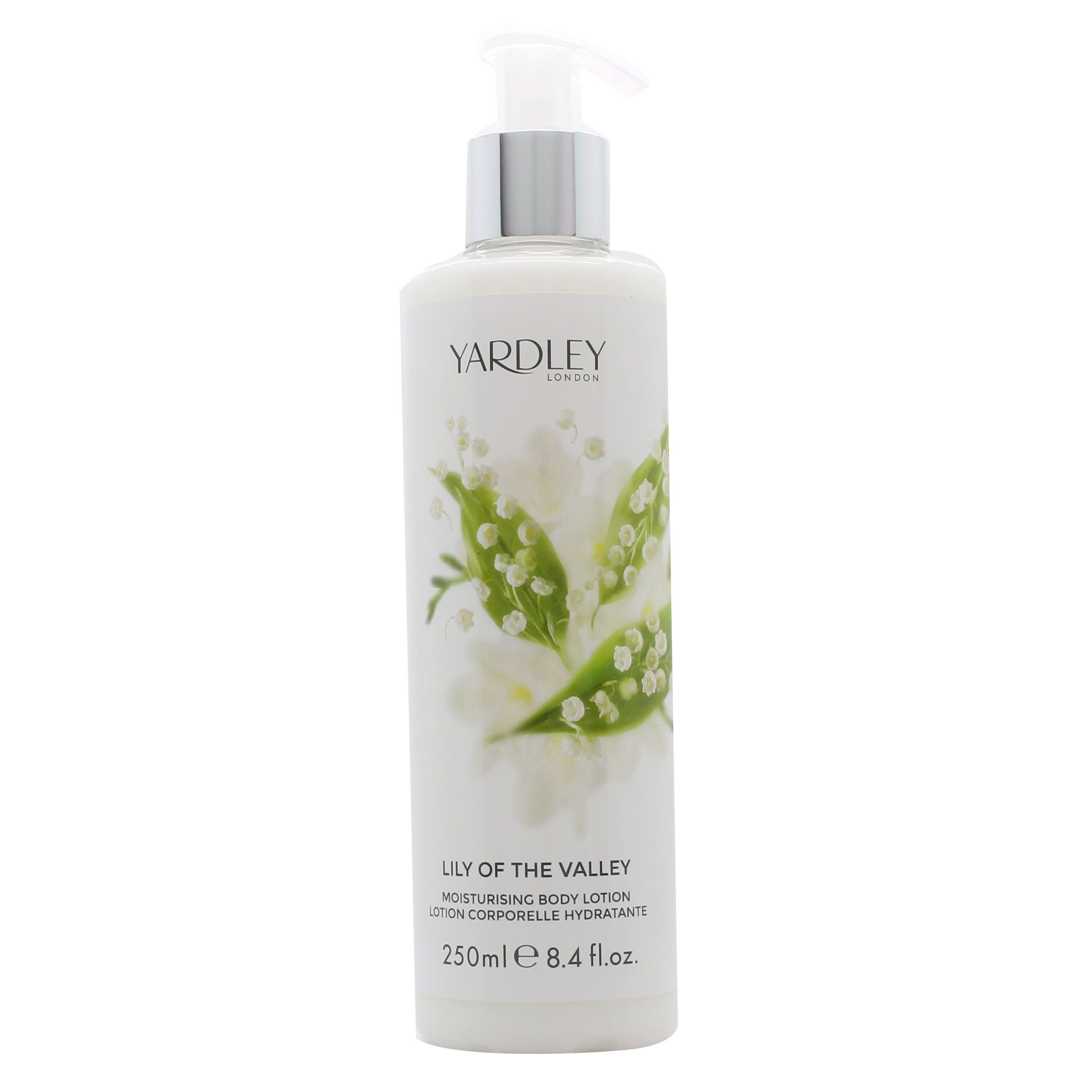 Yardley  Lily of the Valley Lozione Corpo 250 ml