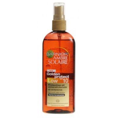 Garnier  Ambre Solaire Golden Protect Olio 150 ml Spray SPF10