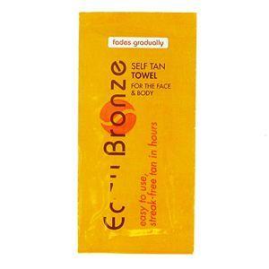 Lentheric  Easy Bronze Self Tan Towel Sacchetto x 1