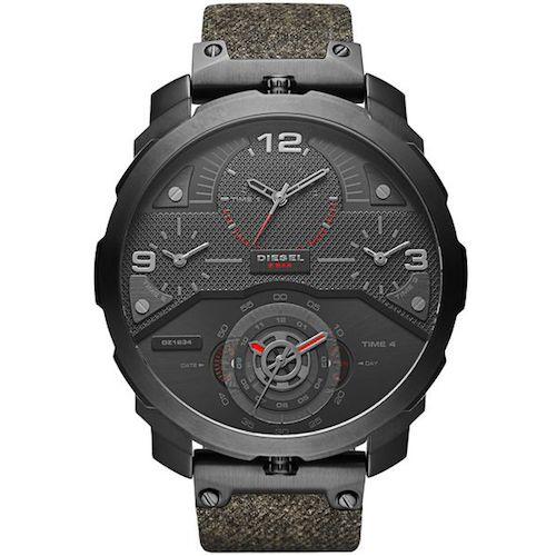 orologio Diesel uomo DZ7358 Machinus