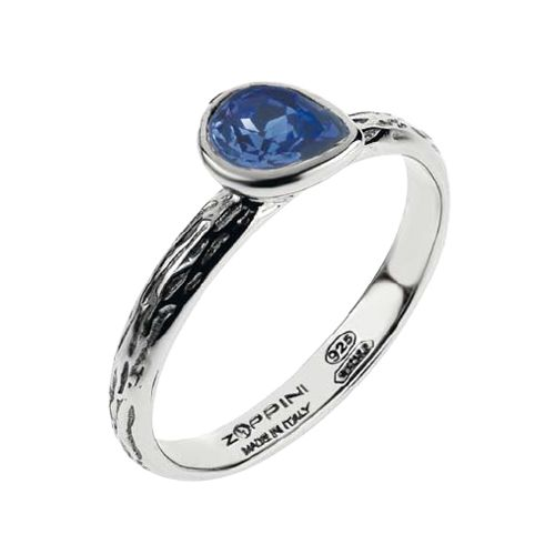 anello Zoppini donna SRB0025 mod Silverings