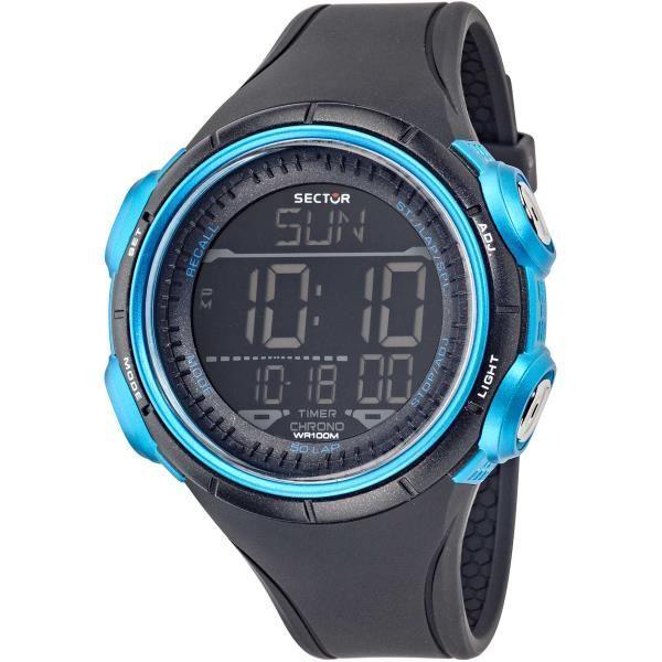 orologio Sector uomo R3251590001  Mod DIGITAL STREET FASHION