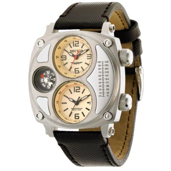 orologio Sector uomo  R3251207006 Mod COMPAS MOUNTAIN