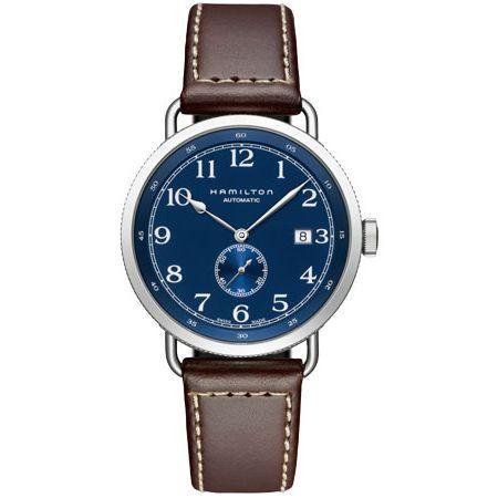 orologio Hamilton uomo  H78455543  Mod  KHAKI NAVY PIONEER