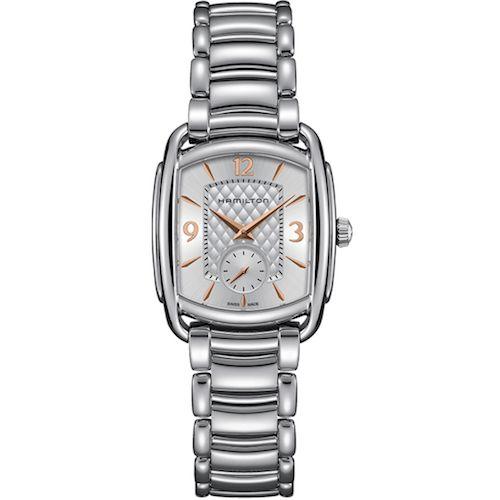 orologio Hamilton donna H12451155 Mod BAGLEY