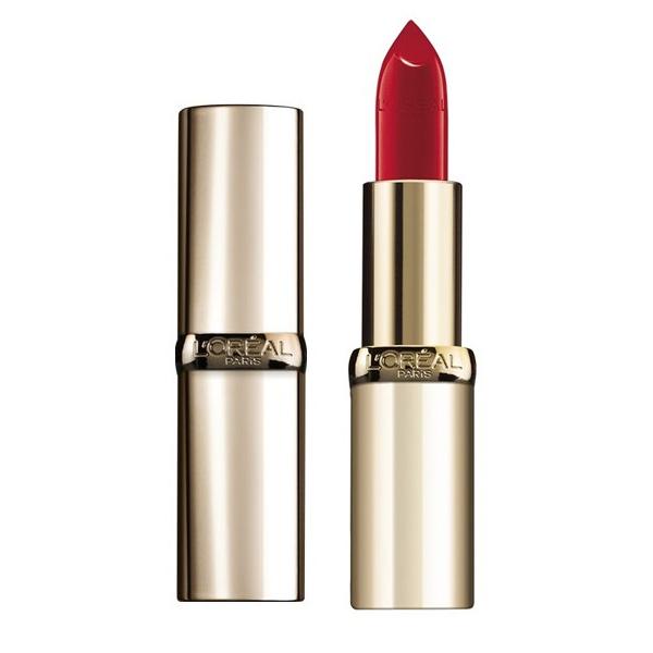 LOral Paris  Color riche  rossetto 343 rouge sauvage