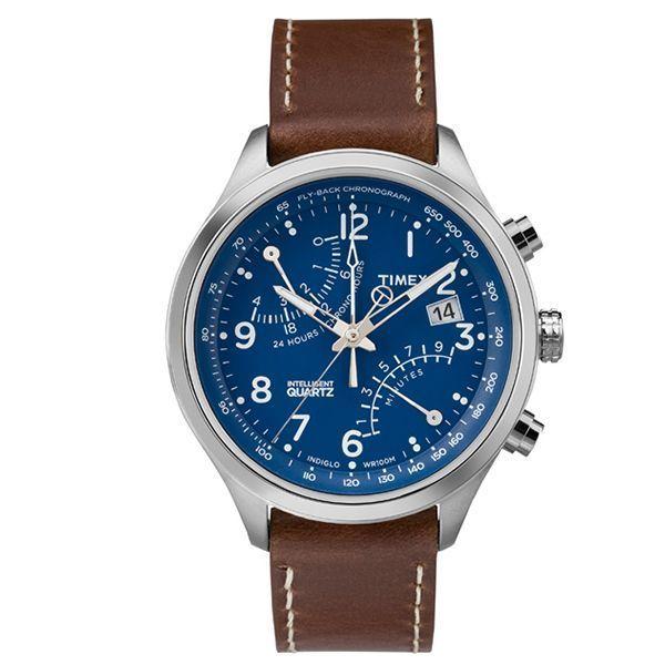 orologio Timex uomo  TW2P78800 X Mod IQ FLY BACK Indiglo