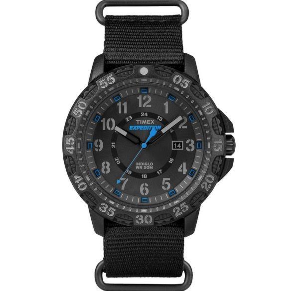 orologio Timex uomo  TW4B03500  Mod RUGGED GALLATIN Indiglo