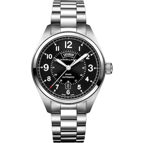 orologio Hamilton uomo H70505133  Mod KHAKY AUTO