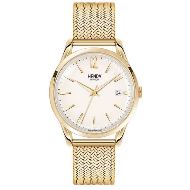 orologio  Henry  London  donna  HL39M0008 WESTMINSTER