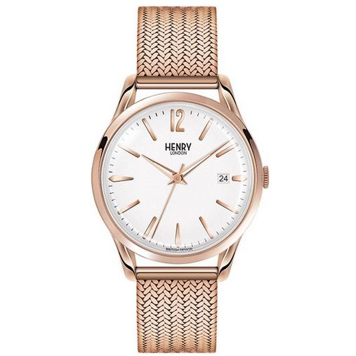 orologio Henry London donna HL39M0026  Mod RICHMOND