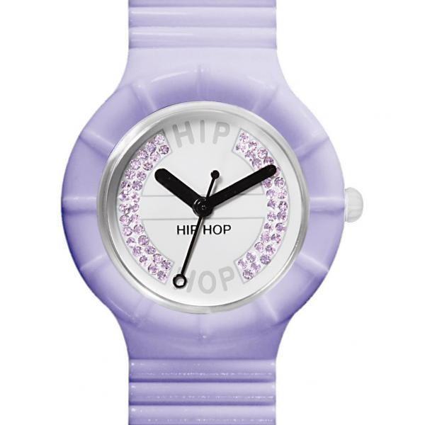 orologio Hip Hop donna HWU0386 CRYSTAL VIOLET CANDY
