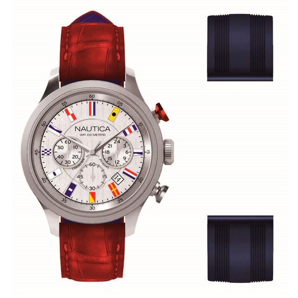 orologio Nautica uomo NAI18515G