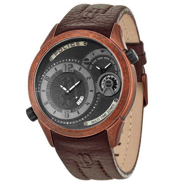 orologio Police uomo  P14195JSQBZ02