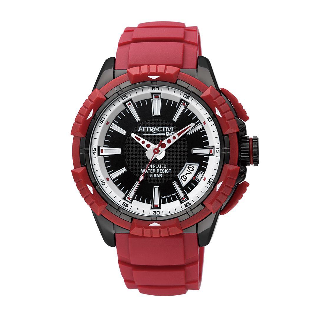 orologio  QQ ATTRACTIVE   uomo DA60J512Y  ZIPPY COLLECTION
