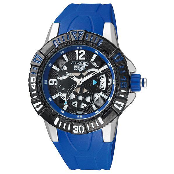 orologio QQ ATTRACTIVE  uomo DA72J332Y
