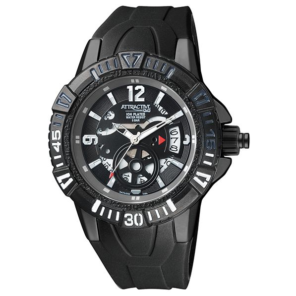 orologio  QQ ATTRACTIVE uomo DA72J502Y  STYLISH SPORT