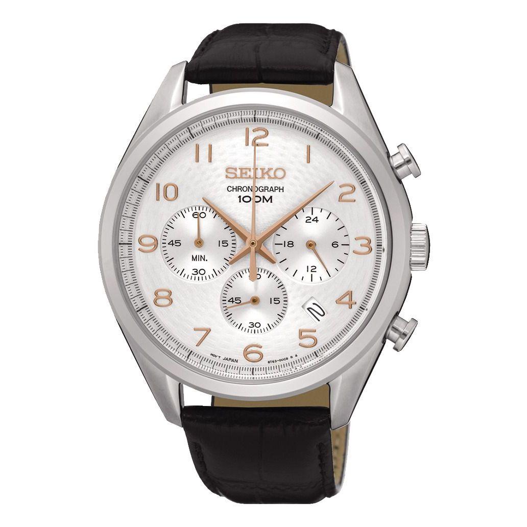 orologio Seiko uomo   SSB227P1