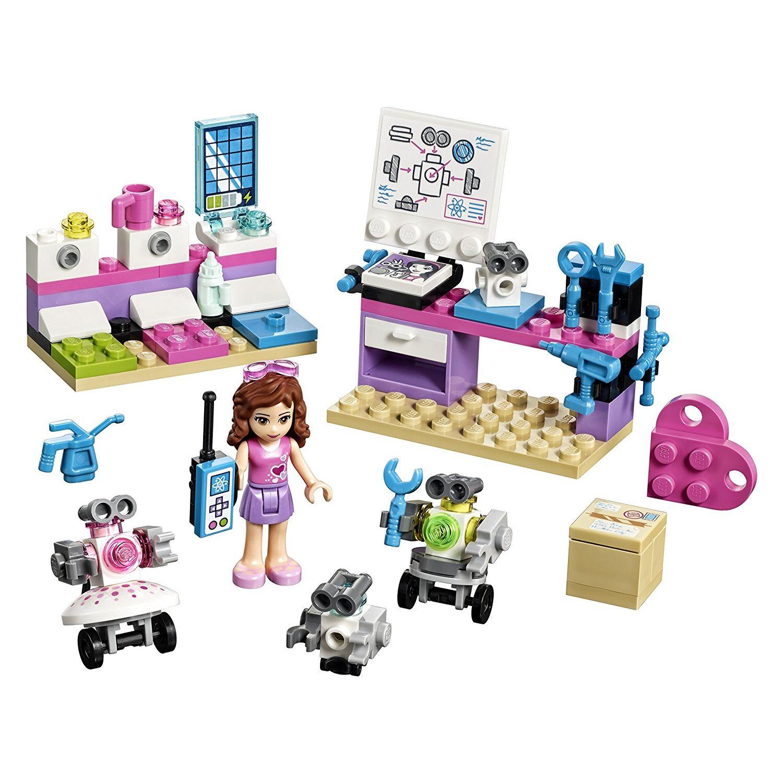 Lego Friends  Il Laboratorio Creativo di Olivia