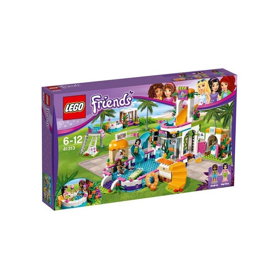 giocattolo Lego Friends La piscina allaperto di  Heartlake  41313