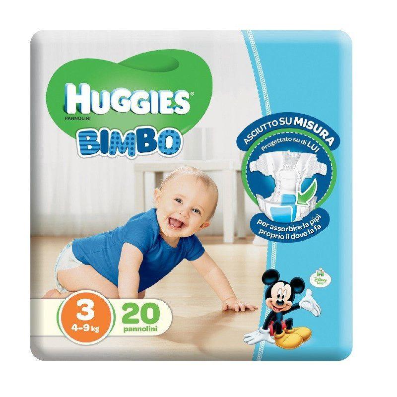 HUGGIES BASE BOY 3 20PZ 926753928