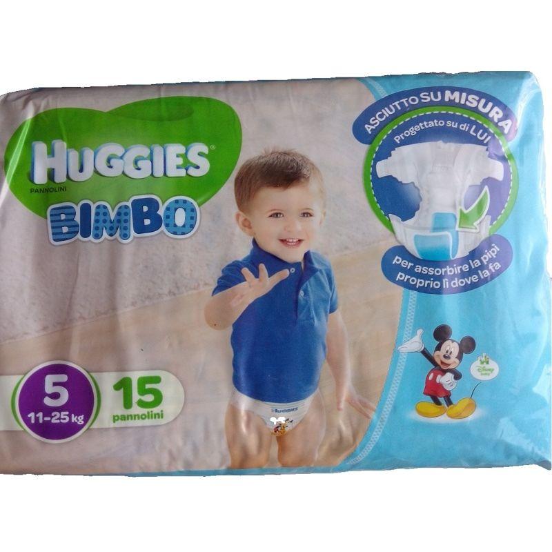 HUGGIES BASE BOY 5 15PZ 926753967
