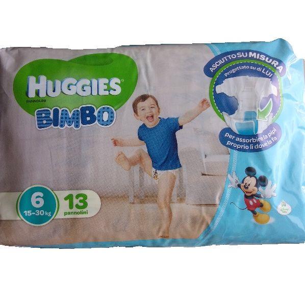 HUGGIES BASE BOY 6 13PZ 926753981