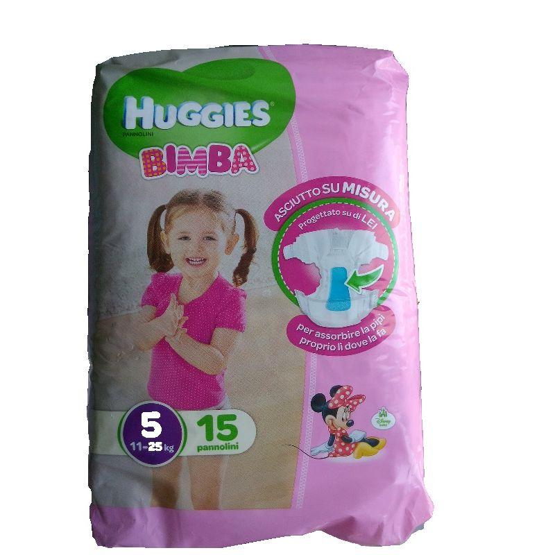 HUGGIES BASE GIRL 5 15PZ 926753955
