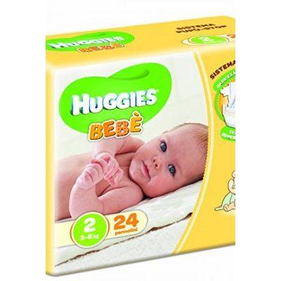 HUGGIES BASE 2 BEBE 24PZ 926753904