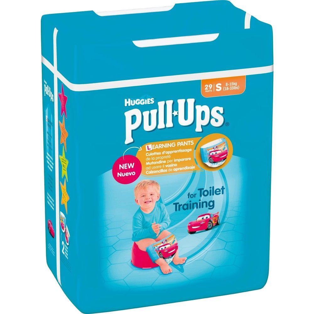 pannolini Huggies PullUp bambino 815 kg