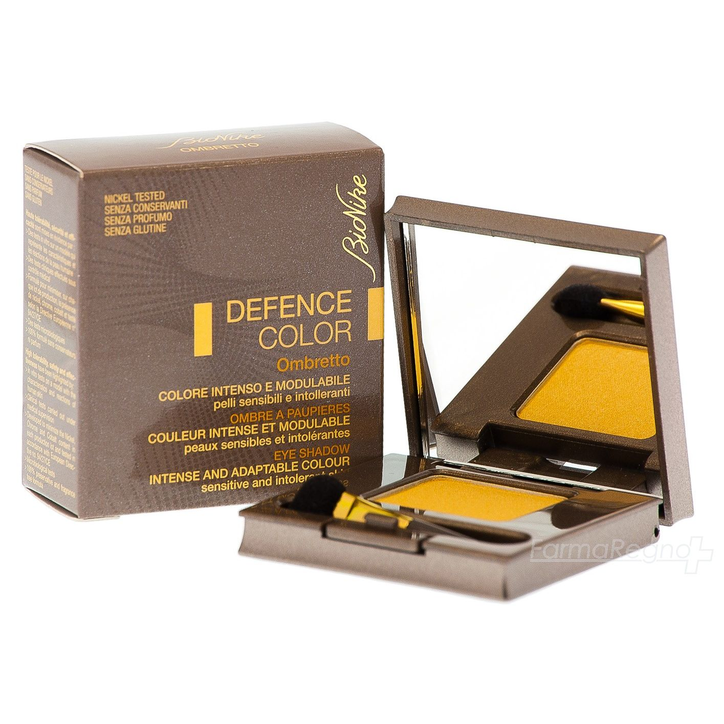 Ombretto Defence Color Light Gold 2g