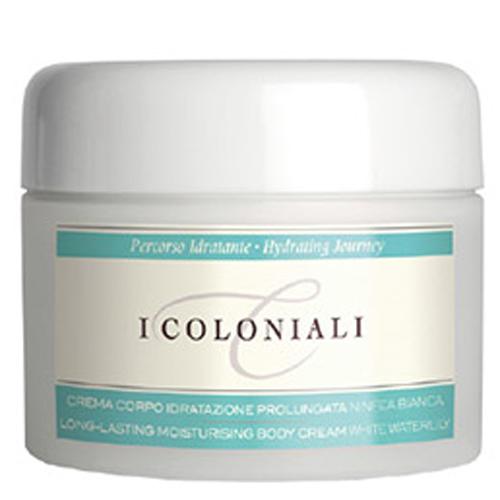 I Coloniali  Percorso Idratante  Crema corpo idratazione prolungata ninfea bianca 200 ml