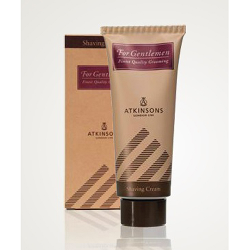 Atkinsons For Gentlemen Shaving cream crema per la rasatura 100 ml