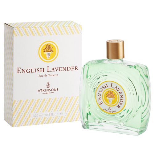Atkinsons English Lavender eau de toilette 40 ml
