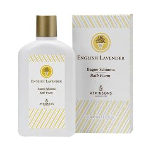 Atkinsons English Lavender Bath foam bagnoschiuma 400 ml