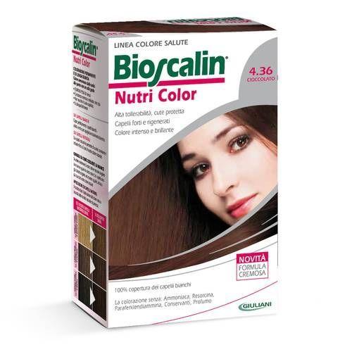 Bioscalin nutri color tinta per capelli colore for Tinta per capelli sanotint