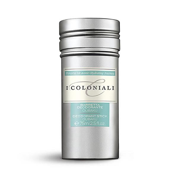 I Coloniali  Percorso Idratante  Barretta deodorante alloubaku 75 ml