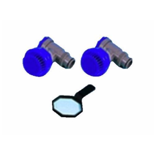 Bestway accessorio valvola di connessione 2 pezzi f4h034 for Bestway piscine e accessori
