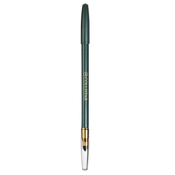 Collistar Occhi matita professionale waterproof con sfumino n10 Verde metallo