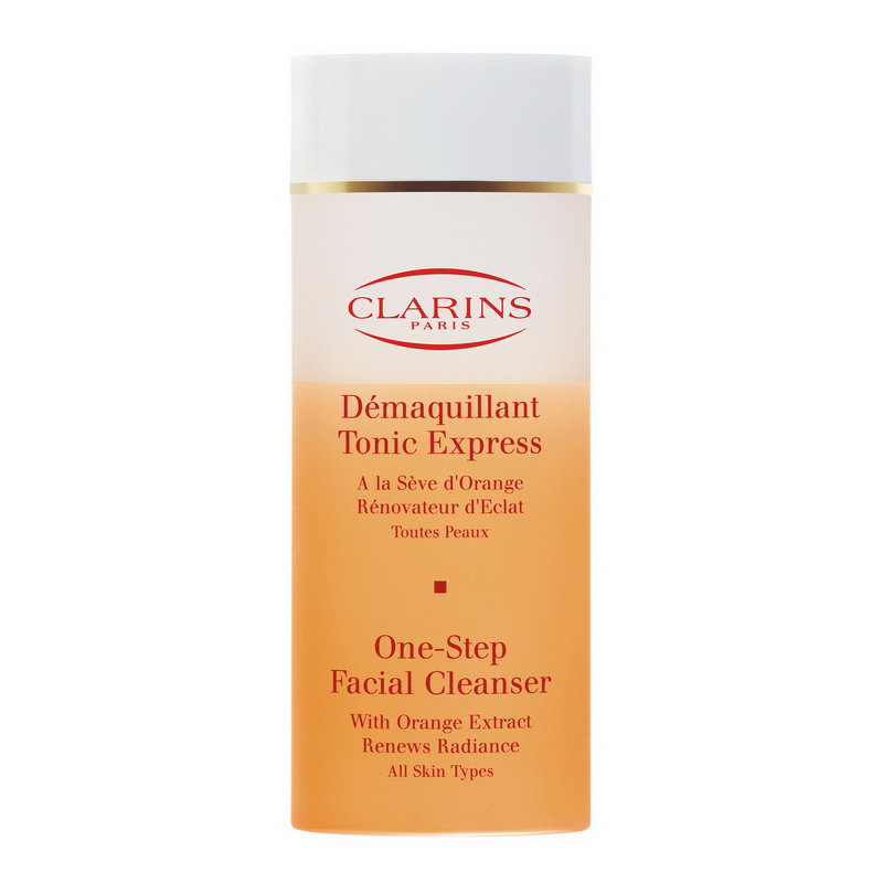 CLARINS DEMAQUILLANT TONIC EXPRESS FORMULA DETERGENTE E TONICO DUE IN UNO 200 ML