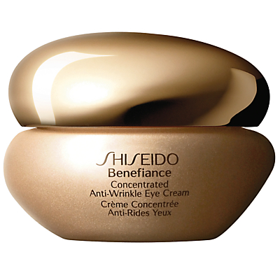 SHISEIDO BENEFIANCE CONCENTRATED CREMA ANTIRUGHE CONTORNO OCCHI 15 ML