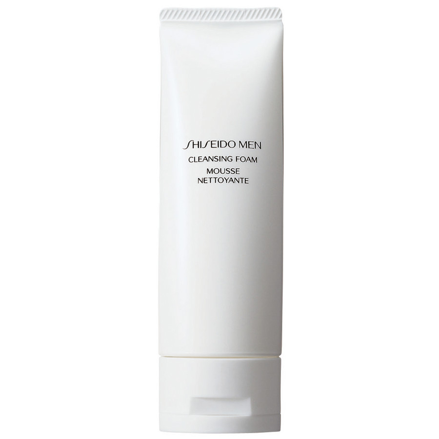 SHISEIDO MEN CLEANSING FOAM MOUSSE DETERGENTE VISO UOMO 125 ML