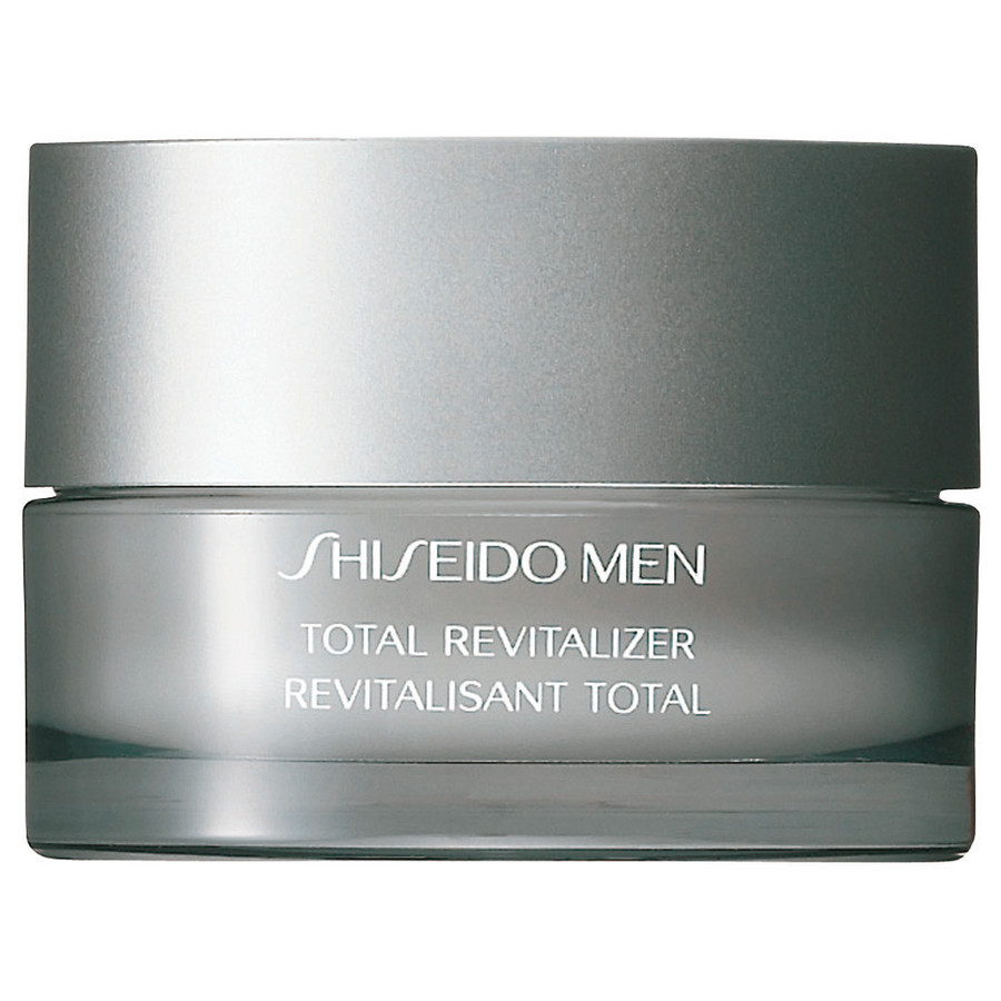 SHISEIDO MEN TOTAL REVITALIZER CREMA ANTIETA MULTIFUNZIONE 24h 50 ML