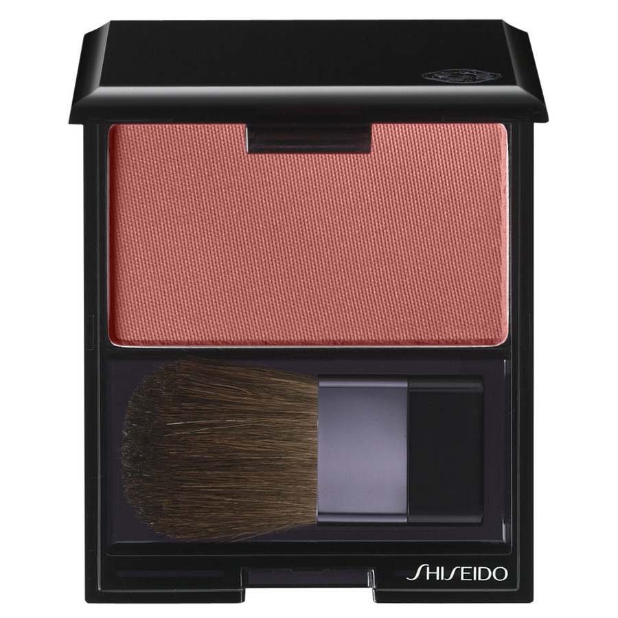 SHISEIDO LUMINIZING SATIN FACE COLOR FARD IN POLVERE TEA ROSE RS302