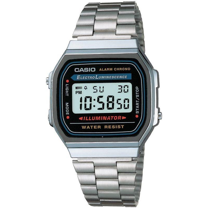 Orologio uomo Casio A168WA1A
