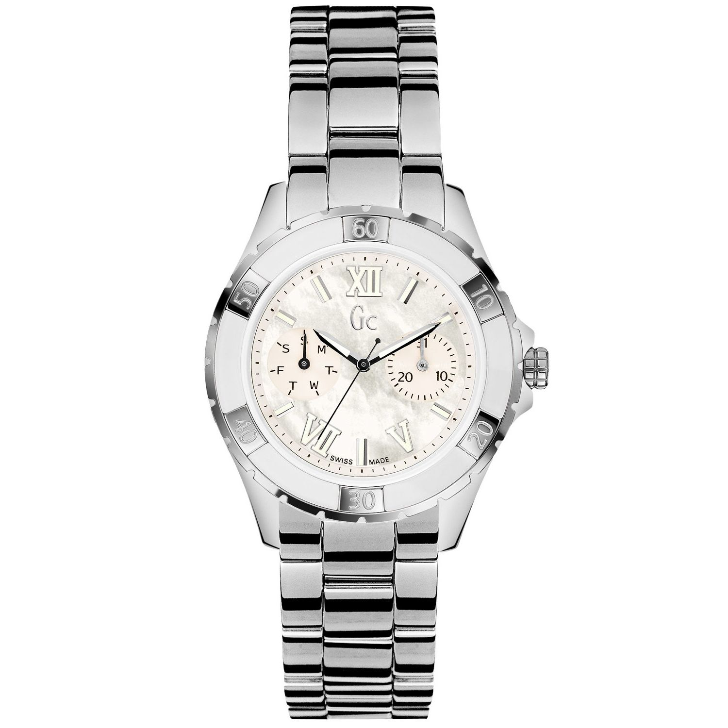Orologio donna Gc Guess Collection Swiss Made X75001L1S